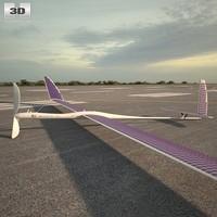 aerospace solara 50 3d max