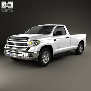 toyota tundra single 3ds