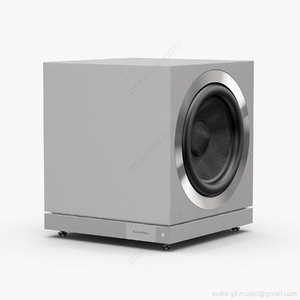obj subwoofer bowers wilkins db1d