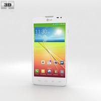 LG L70 Dual White