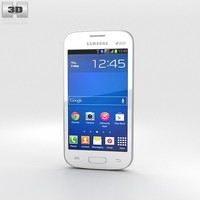 samsung galaxy star 3d model