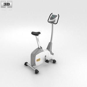 3d bike exercise