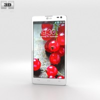 3d model l9 lg optimus