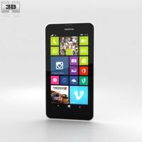3d nokia lumia 630 model