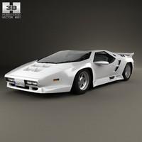 3d model vector w8 1990