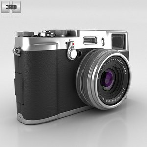 100 film fine 3d max