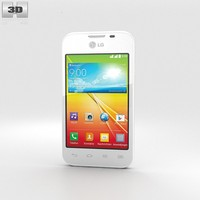 LG L40 Dual White