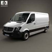 mercedes-benz sprinter panel 3ds
