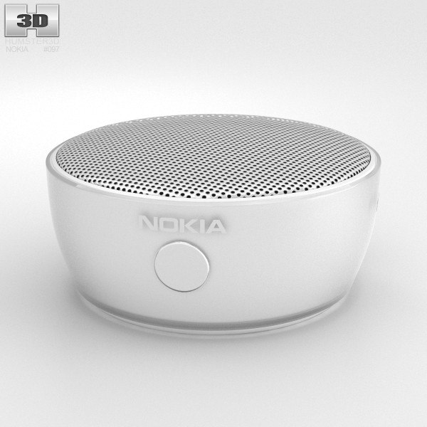 nokia md-12 md 3d model