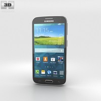 samsung galaxy k 3d model
