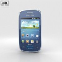 3d model samsung galaxy pocket