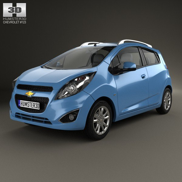 chevrolet spark ls ma