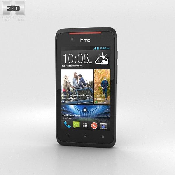 htc desire 210 3d 3ds
