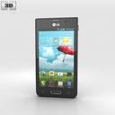 LG Optimus F3 LS720 3D models