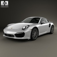 Porsche 911 Carrera (991) Turbo 2012