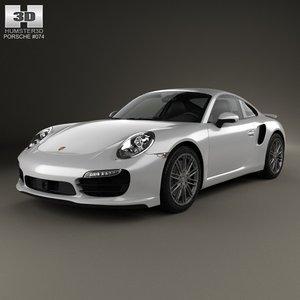 3d 3ds porsche 911 carrera