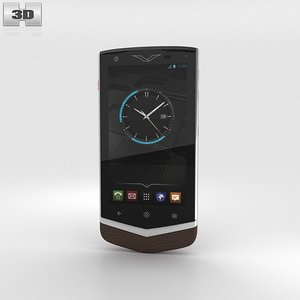 3d model vertu constellation 2013