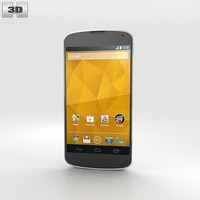 3d google nexus 4 model