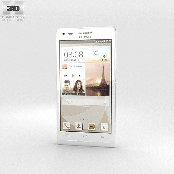 huawei ascend p7 3ds