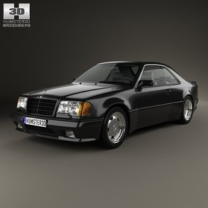 3d mercedes-benz e-class e model
