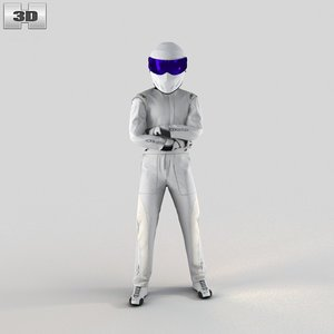 humans male 3d 3ds