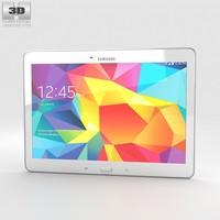 Samsung Galaxy Tab 4 10.1-inch LTE White