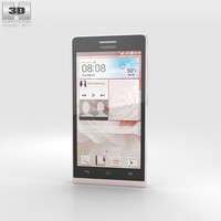 huawei ascend g6 3d model