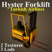 hyster thy fork max
