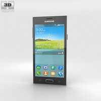 3d samsung z black model
