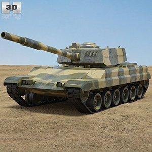 1 main 3d model