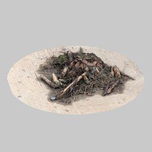dirt pile max