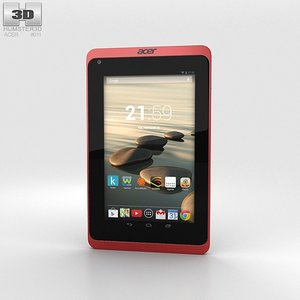 3d acer iconia b1-720 model