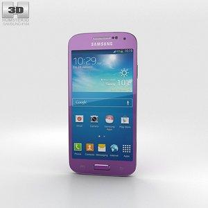 samsung galaxy s4 3d model