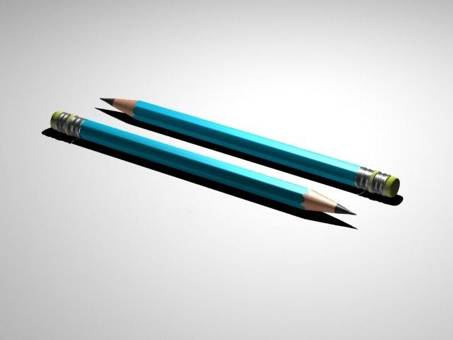 3d max pencil