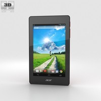3d model acer iconia 7