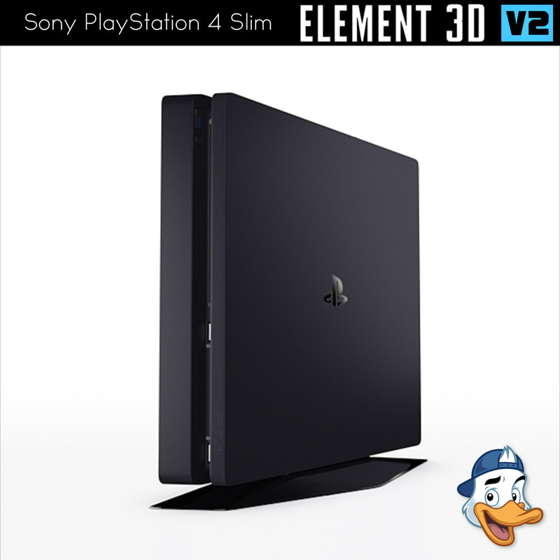 sony playstation 4 slim 3ds