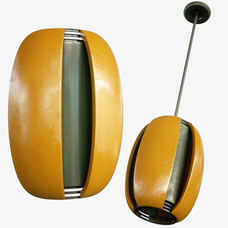 lamp concept 3d obj