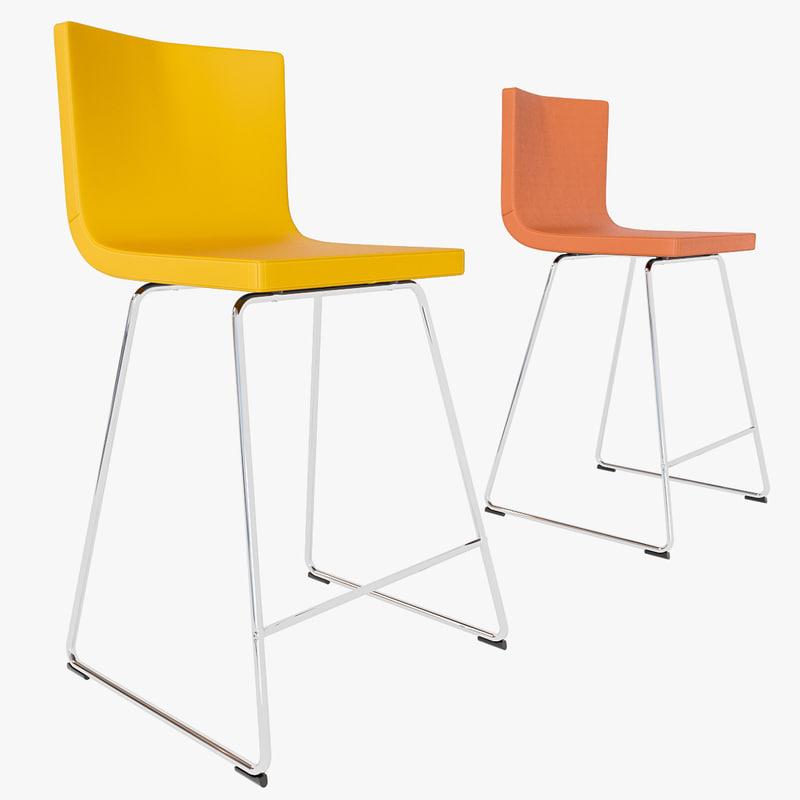 Max Bar Chair Bernhard