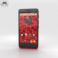 Motorola Droid Mini Red
