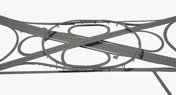 highway road junction max