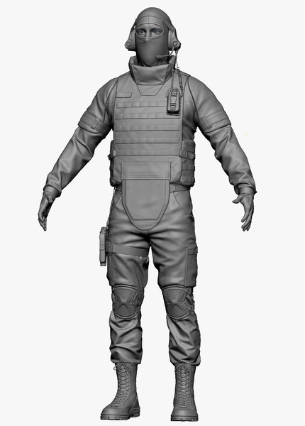 3d soldier army military