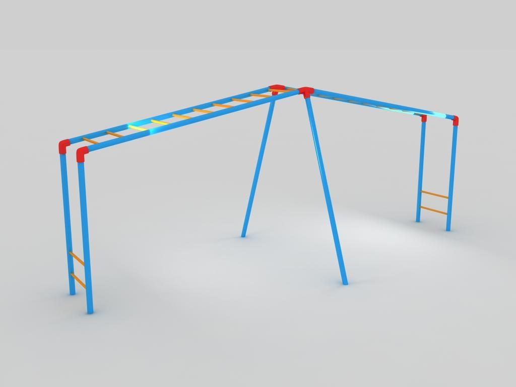 3ds ladder