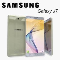 samsung galaxy j7 3d obj