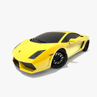 c4d gallardo dynamics car