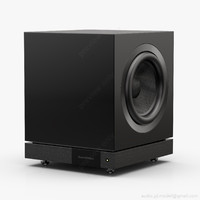 3d max subwoofer bowers wilkins db3d