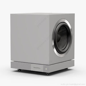 max subwoofer bowers wilkins db3d
