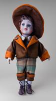 3d model doll boy