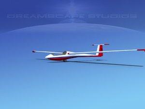 centraire c-101 pegase 3d model