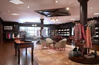 3d model clothing store scene