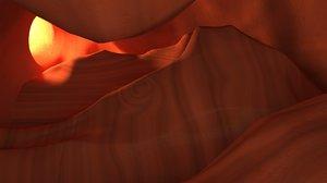 free max model rock cave